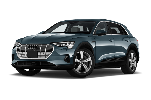 Audi E-tron  50 quattro 313 ch