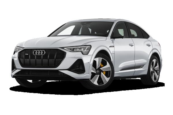 Audi E-tron sportback  50 quattro 313 ch