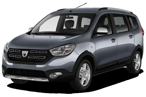 Dacia Lodgy  blue dci 115 7 places