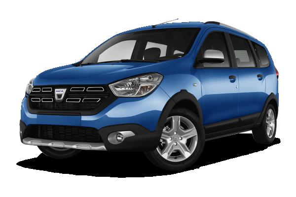 Dacia Lodgy  blue dci 115 5 places