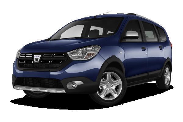 Dacia Lodgy  blue dci 115 5 places - 20