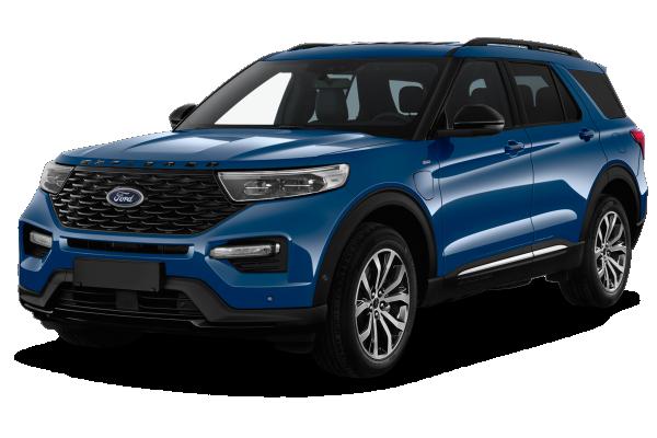 Ford Explorer  3.0 e 457 ch parallel phev bva10 intelligent awd