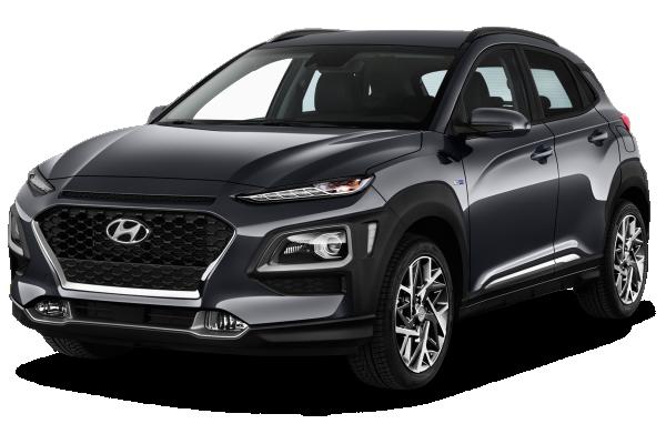 Hyundai Kona hybrid  141