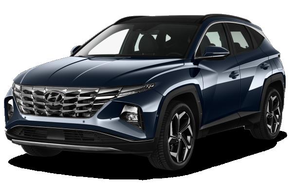 Hyundai Tucson  1.6 crdi 136 hybrid 48v dct-7