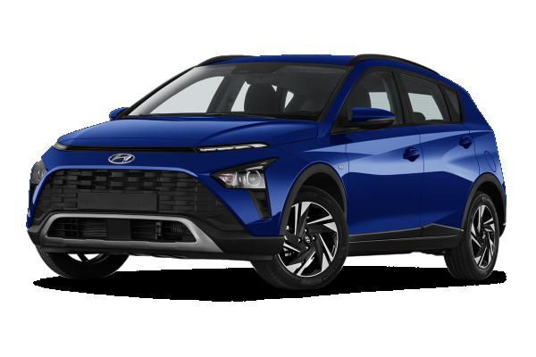 Hyundai Bayon  1.0 t-gdi 100 dct-7 hybrid 48v