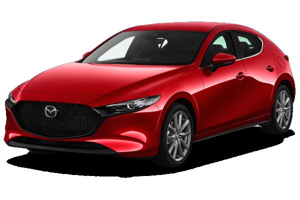 Mazda Mazda3 5 portes 2021 Mazda3 5 portes 2.0l e-skyactiv-g m hybrid 122 ch bvm6