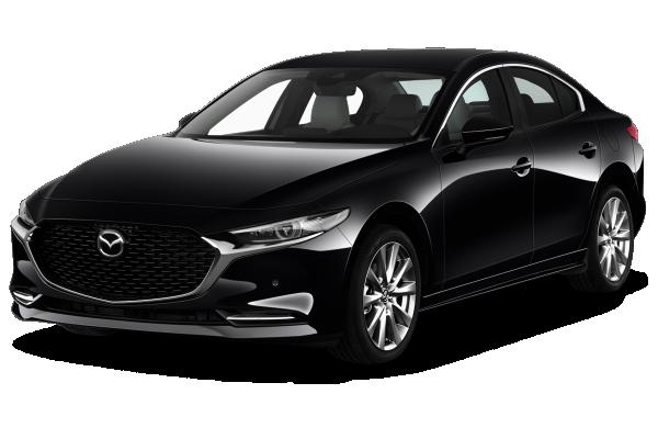 Mazda Mazda3 berline 2021 Mazda3 berline 2.0l e-skyactiv-g m hybrid 122 ch bvm6