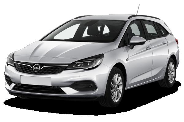 Opel Astra sports tourer  1.5 diesel 122 ch bvm6