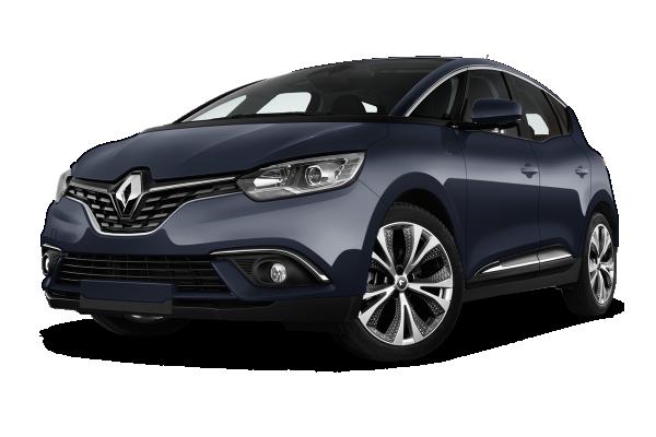 Renault Scenic iv Scenic blue dci 120 edc