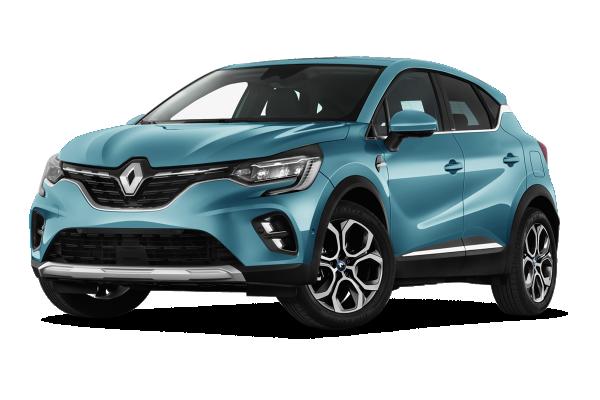 Renault Captur nouveau Captur e-tech 145 - 21