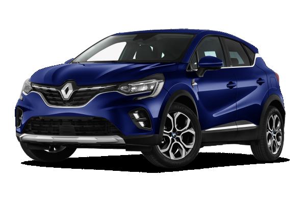 Renault Captur nouveau Captur e-tech plug-in 160