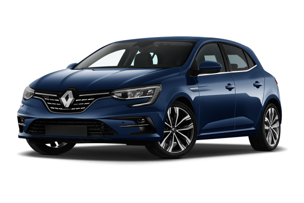 Renault Megane iv berline Mégane iv berline blue dci 115