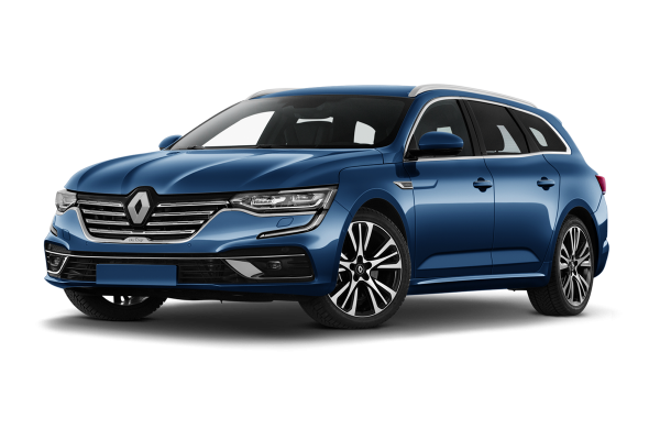 Renault Talisman estate  blue dci 160 edc