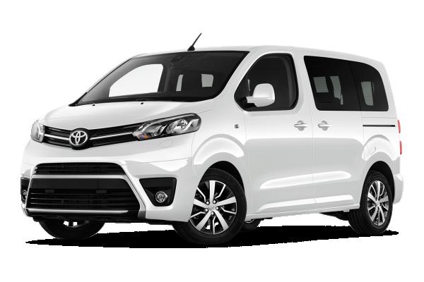 Toyota Proace verso electric   medium 50kwh