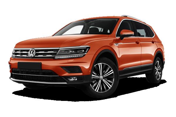 Volkswagen Tiguan allspace  1.5 tsi 150 evo