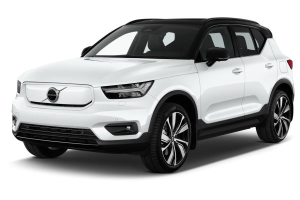 Volvo Xc40  recharge twin awd 408 ch 1edt