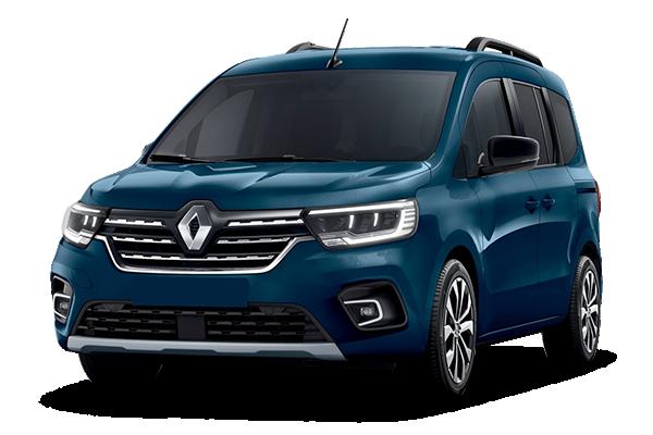 Renault Kangoo  blue dci 95
